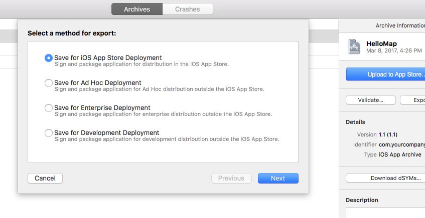 Guide - HERE iOS SDK - HERE Developer